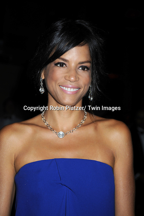 Veronica Webb arriving at The New Yorkers for Children Fall Gala on September 21, 2010 at Cipriani's 42nd Street.