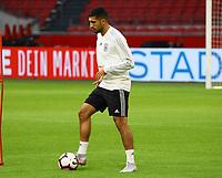 Emre Can (Deutschland, Germany) - 12.10.2018: Abschlusstraining der Deutschen Nationalmannschaft vor dem UEFA Nations League Spiel gegen die Niederlande