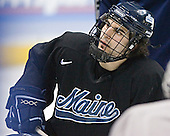 Josh Soares - The University of Maine Black Bears practiced on Wednesday, April 5, 2006, at the Bradley Center in Milwaukee, Wisconsin, in preparation for their April 6 2006 Frozen Four Semi-Final game versus the University of Wisconsin.