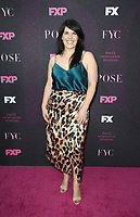 """WEST HOLLYWOOD, CA - AUGUST 9: Alexis Martin Woodall, at Red Carpet Event For FX's """"Pose"""" at Pacific Design Center in West Hollywood, California on August 9, 2019. <br /> CAP/MPIFS<br /> ©MPIFS/Capital Pictures"""