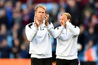 2018 10 20 Aston Villa v Swansea at Villa Park, Birmingham, UK