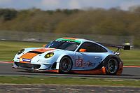 #86 GULF RACING UK (GBR) PORSCHE 911 GT3 RSR MICHAEL WAINWRIGHT (GBR) ADAM CAROLL (GBR) BEN BARKER (GBR)