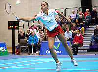 17 OCT 2009 - LOUGHBOROUGH, GBR - Elizabeth Cann -  Team England v Japan (PHOTO (C) NIGEL FARROW)