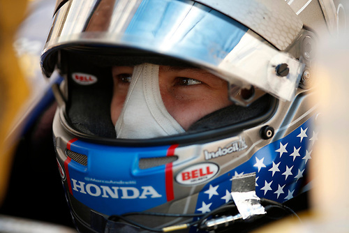 11-13 March, 2016, St Petersburg, Florida USA<br /> 27 Marco Andretti<br /> ©2016, Michael L. Levitt<br /> LAT Photo USA