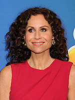 NEW YORK CITY, NY, USA - MAY 12: Minnie Driver at the 2014 NBC Upfront Presentation held at the Jacob K. Javits Convention Center on May 12, 2014 in New York City, New York, United States. (Photo by Celebrity Monitor)
