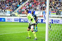 VOETBAL: HEERENVEEN: Abe Lenstra Stadion, SC Heerenveen - Feyenoord, 06-05-2012, Feyenoord-keeper Erwin Mulder (#17), Eindstand 2-3, ©foto Martin de Jong