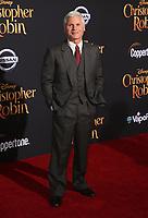30 July 2018 - Burbank, California - Brigham Taylor. Disney's 'Christopher Robin' Los Angeles Premiere held at Walt Disney Studios. <br /> CAP/ADM/FS<br /> &copy;FS/ADM/Capital Pictures