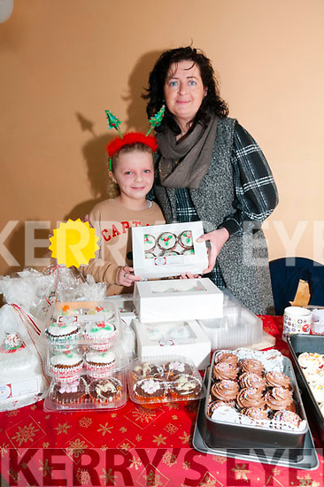 Ballyduff  Craft Fair: pictured at the Ballyduff craft fair held in the Commmunity centre on Sunday last were Rosie Stack & Shirley Thornton.