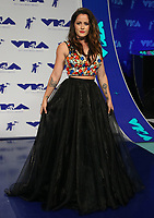 INGLEWOOD, CA - August 27: Jenelle Evans, At 2017 MTV Video Music Awards At The Forum in Inglewood In California on August 27, 2017. Credit: FS/MediaPunch