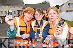 VOLUNTEERS: Members of the Abbeyfeale District Search and Rescue Unit who attended the unveiling of a plaque at their headquarters at the Old Garda Station in Abbeyfeale on Thursday last which was performed by Tanaiste and Minister for Justice Michael McDowell..L/r. Noelle Broderick, Bridget Murphy and Bernie Kelliher.