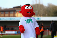 Crawley Town mascot during Crawley Town vs Grimsby Town, Sky Bet EFL League 2 Football at Broadfield Stadium on 9th March 2019