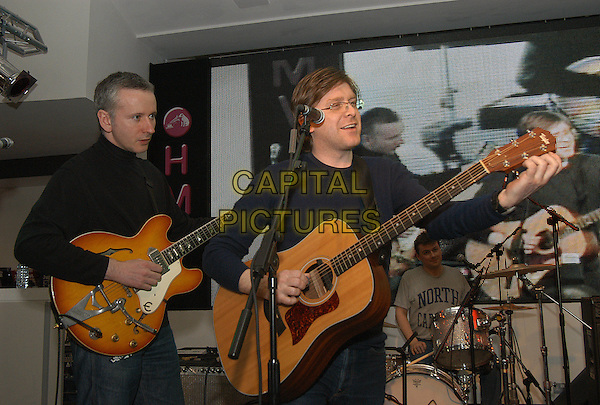 TEENAGE FANCLUB.perform at HMV.www.capitalpictures.com.sales@capitalpictures.com.© Capital Pictures