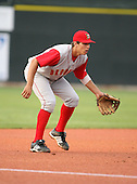 2007 Brooklyn Cyclones.Class-A affiliate of the New York Mets.New York-Penn League.Photo By:  Mike Janes
