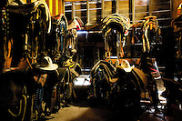 Saddle house, tack room, Swan Valley Idaho