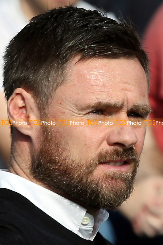 Scunthorpe United Manager, Graham Alexander during Gillingham vs Scunthorpe United, Sky Bet EFL League 1 Football at the MEMS Priestfield Stadium on 11th March 2017
