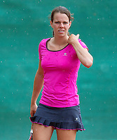 August 12, 2014, Netherlands, Raalte, TV Ramele, Tennis, National Championships, NRTK,  April van Gennip (NED)<br /> Photo: Tennisimages/Henk Koster