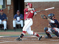 Oklahoma defeated Virginia during the NCAA regional Championship June 3, 2012 at Davenport Field in Charlottesville, Va. Photo/Andrew Shurtleff .