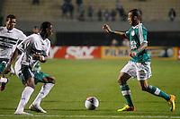 SAO PAULO, SP 30 JULHO 2013 -  - O jogador Wesley do time do Palmeiras , durante lance na noite de hoje, 30, no Estádio do Pacaembú. FOTO: PAULO FISCHER/BRAZIL PHOTO PRESS.