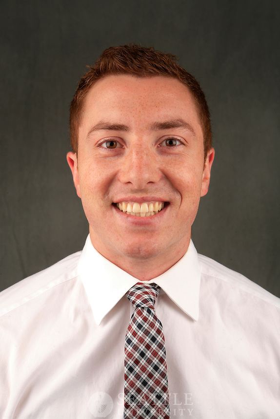 10252011 - Seattle University, campus portraits/head shot day 1, Taylor Olson, Men's Basketball/ Graduate Assistant