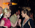 **EXCLUSIVE**.Ellen Barkin and Diane Lane..Wall Street: Money Never Sleeps Premiere Post Party - Inside..Cannes Film Festival..Villa in La Californie..Cannes, France..Friday, May 14, 2010..Photo By CelebrityVibe.com.To license this image please call (212) 410 5354; or Email: CelebrityVibe@gmail.com ; .website: www.CelebrityVibe.com.