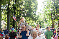 Copyright Justin Cook | July 4, 2013 - The 63rd annual Watts-Hillandale Independence Day Parade.