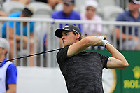 Thomas Pieters (BEL) tees off the 10th tee during Sunday's Final Round of the WGC Bridgestone Invitational 2017 held at Firestone Country Club, Akron, USA. 6th August 2017.<br /> Picture: Eoin Clarke | Golffile<br /> <br /> <br /> All photos usage must carry mandatory copyright credit (&copy; Golffile | Eoin Clarke)