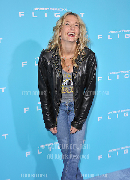 "Sylvia Jefferies at the Los Angeles premiere of ""Flight"" at the Cinerama Dome, Hollywood..October 23, 2012  Los Angeles, CA.Picture: Paul Smith / Featureflash"