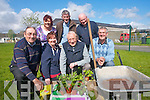 Last marked GIY Grow it yourself week and the Killorglin based GIY group are calling for more members to join them. .Front L-R Pat Curran, Margaret Griffin, Brendan Breen and David Griffin. .Back L-R Margaret Wrenn, Tom O'Shea, and Pat Lynch.