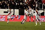 Rayo Vallecano's Alvaro Garcia celebrates goal during La Liga match between Rayo Vallecano and CD Leganes at Vallecas Stadium in Madrid, Spain. February 04, 2019. (ALTERPHOTOS/A. Perez Meca)