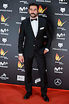 Antonio Velazquez attends to the Feroz Awards 2017 in Madrid, Spain. January 23, 2017. (ALTERPHOTOS/BorjaB.Hojas)