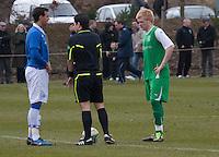 Hibernian v Rangers U19 050311