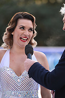 "Candice Brown<br /> at the ""Dancing on Ice"" launch photocall, natural History Museum, London<br /> <br /> <br /> ©Ash Knotek  D3365  19/12/2017"
