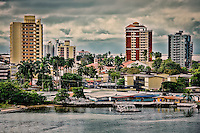 Colon city in Panama