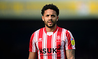 Lincoln City's Bruno Andrade<br /> <br /> Photographer Chris Vaughan/CameraSport<br /> <br /> The EFL Sky Bet League Two - Lincoln City v Macclesfield Town - Saturday 30th March 2019 - Sincil Bank - Lincoln<br /> <br /> World Copyright © 2019 CameraSport. All rights reserved. 43 Linden Ave. Countesthorpe. Leicester. England. LE8 5PG - Tel: +44 (0) 116 277 4147 - admin@camerasport.com - www.camerasport.com