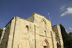 Israel, Jerusalem, Saint Anne Church, a 12th-century Crusader church