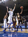 UK Women's Basketball 2013: Central Michigan
