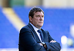 St Johnstone v Ross County&hellip;12.05.18&hellip;  McDiarmid Park    SPFL<br />An unhappy Tommy Wright<br />Picture by Graeme Hart. <br />Copyright Perthshire Picture Agency<br />Tel: 01738 623350  Mobile: 07990 594431