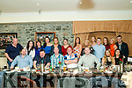 Staff Party : The staff of the Three Mermaids Bar & Nightclub enjoying thier annual staff party at Behan's Horseshoe Bar & Restaurant, Listowel on Friday night last.