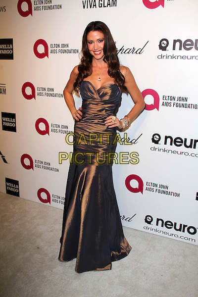 WEST HOLLYWOOD, CA - March 02: Shannon Elizabeth at the 22nd Annual Elton John AIDS Foundation Oscar Viewing Party, Private Location, West Hollywood,  March 02, 2014. <br /> CAP/MPI/JO<br /> &copy;JO/MPI/Capital Pictures