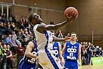2015-10-30 / Basketbal /seizoen 2015-2106 / 1ste nationale / Scooore League / De Schalk / Kangoeroes Basket Willebroek - Wolves Verviers Pepinster /<br />