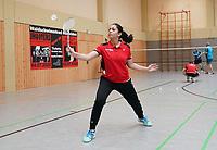 Rimjhin Hossain (RW Walldorf) - Mörfelden-Walldorf 09.02.2020: RW Walldorf Badminton