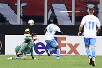 gol Maxwell Acosty Rijeka Goal celebration <br /> Milano 28-09-2017 Stadio Giuseppe Meazza Football Europa League 2017/2018 Group D Milan - Rijeka Foto Image/Insidefoto
