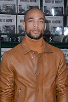 "LOS ANGELES - OCT 24:  Kendrick Sampson at ""The Irishman"" Premiere at the TCL Chinese Theater IMAX on October 24, 2019 in Los Angeles, CA"