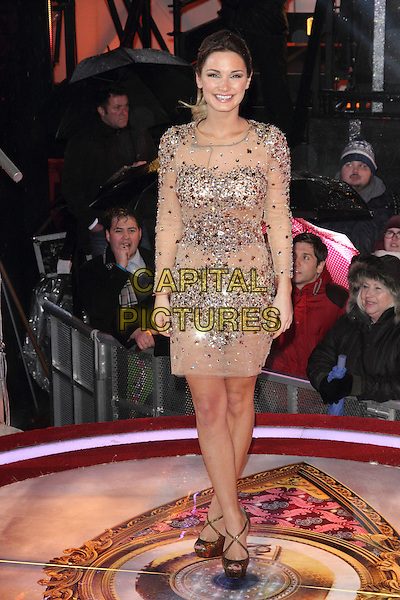 BOREHAMWOOD, ENGLAND - JANUARY 29: Sam Faiers at the Celebrity Big Brother Final at Elstree Studios on January 29, 2014 in Borehamwood, England<br /> CAP/ROS<br /> &copy;Steve Ross/Capital Pictures
