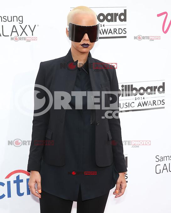 LAS VEGAS, NV - May 18 : Amber Rose pictured at 2014 Billboard Music Awards at MGM Grand in Las Vegas, NV on May 18, 2014. ©EK/Starlitepics