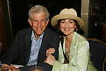 Broadway's Tony Roberts and OLTL's Robin Strasser at 22nd Annual Broadway Flea Market & Grand Auction to benefit Broadway Cares/Equity Fights Aids on Sunday, September 21, 2008 in Shubert Alley, New York City, New York. (Photo by Sue Coflin/Max Photos)