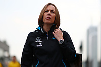 Claire Williams Team Principal Williams Austrian Italian GP, Monza 5-8 September 2019<br /> Monza 05/09/2019 GP Italia <br /> Formula 1 Championship 2019 <br /> Foto Federico Basile / Insidefoto