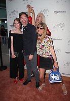 LOS ANGELES, CA - JULY 11: Mark Duplass, Kate Crash, Catherine Hardwicke, at the premier of Don't Worry, He Won't Get Far On Foot on July 11, 2018 at The Arclight Hollywood in Los Angeles, California. Credit: Faye Sadou/MediaPunch