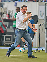Christian TITZ, Trainer HSV   <br /> TSG 1899 HOFFENHEIM -  HAMBURGER SV<br /> Football 1. Bundesliga , Hoffenheim,14.04.2018, 30. match day,  2017/2018 1.Bundesliga, HSV<br />  *** Local Caption *** © pixathlon<br /> Contact: +49-40-22 63 02 60 , info@pixathlon.de