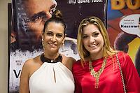 SAO PAULO, SP, 18.11.2013 - PRÉ ESTRÉIA FILME - VAZIO CORAÇÃO - Patrícia Neves e sua filha durande a pré-estréia do filme Vazio Coração que acontece nesta segunda-feira (18) no Cinemark Pátio Paulista, região central de São Paulo. (Foto: Marcelo Brammer / Brazil Photo Press).